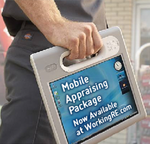 Mobile Appraising Training Package, Mobile, Appraisers, Mobile Appraising