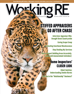 appraisers, workingre magazine, industry news