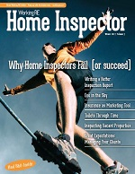 Home Inspectors, Magazine, News, Information, Industry