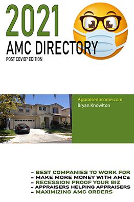 Real Estate Appraisers, AMC Guide, Appraisal Management Companies, AMC List