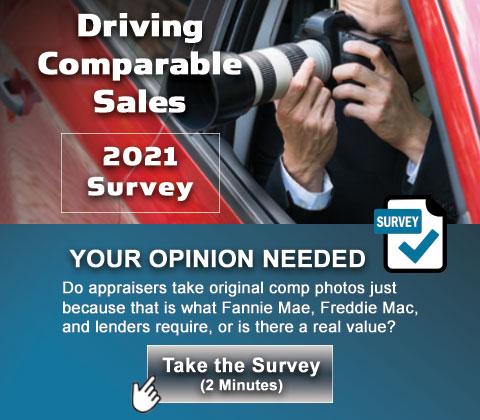 Driving Comps Sales Survey