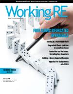 Winter 2020 WorkingRE Magazine Cover