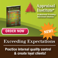Appraisal Institute: Exceeding Expectations