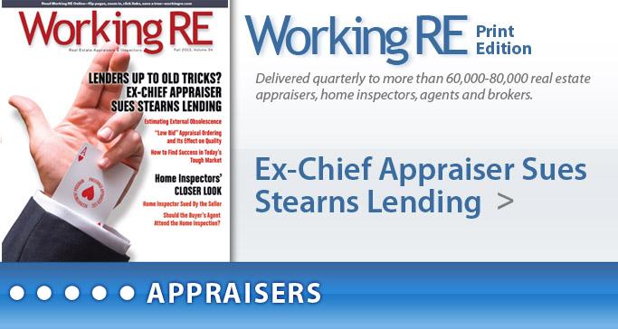 Appraisers, Appraiser News, Appraiser Magazine
