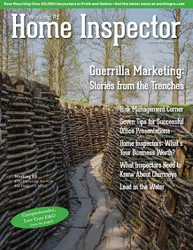 Home inspector news home inspector magazine your 1 source of seven tips for successful office presentations home inspectors whats your business worth new kids on the block how millennials buy smarter fandeluxe Image collections