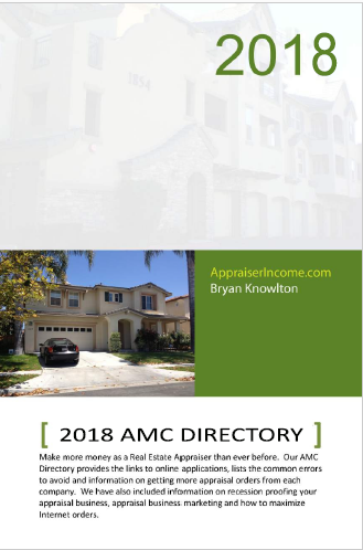 Real Estate Appraisers, AMC Guide, Appraisal Management Companies, AMC List