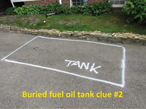 Buried Fuel Tank Clue 2